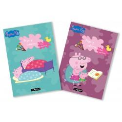 Pack 24 Un. Pega y Colorea Peppa Pig 16Pag.
