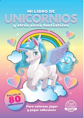 Pack 12 Un Mi Libro De Unicornios Y Otros Seres Fantasticos