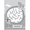 Pack 12 Un. Mi Libro de Unicornios y Otros Seres Fantasticos con adhesivos