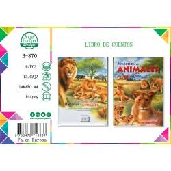 Libro de Animales del Mundo
