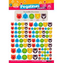 Stickers Emociones (24x34)