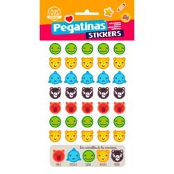 Stickers Emociones (10x19)