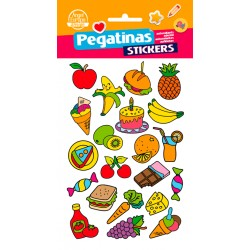 Stickers Food (10x19)