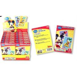 Cartas de Juego Mickey Mouse