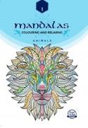 Mandalas A4 books