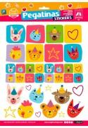 Stickers 24x34
